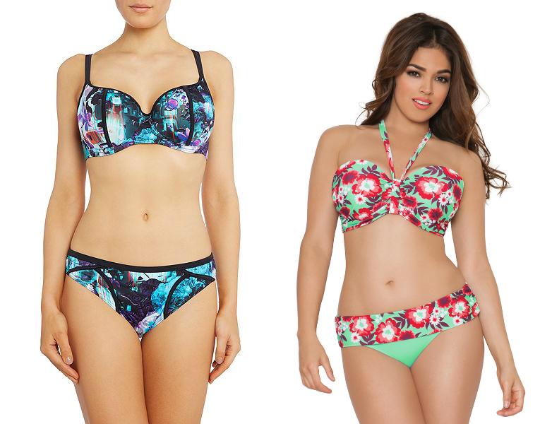191cd8ab937 Curvy Kate Aloha a Freya Atlantis plavky